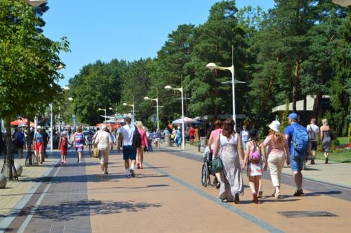 Birželį–rugsėjį J. Basanavičiaus gatvėje draudžiamas elektrinių paspirtukų, dviračių bei velomobilių eismas