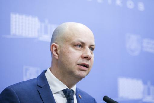 A. Veryga: Lietuva neatitinka vieno kriterijaus dėl karantino