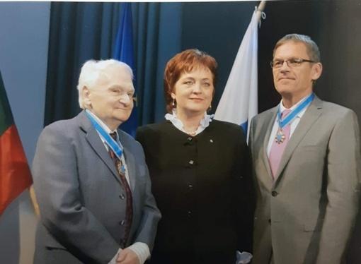 Birštono savivaldybėje planuojama įamžinti garsaus kurortologo, birštoniečio, dr. Vytauto Jurgio Meškos vardą