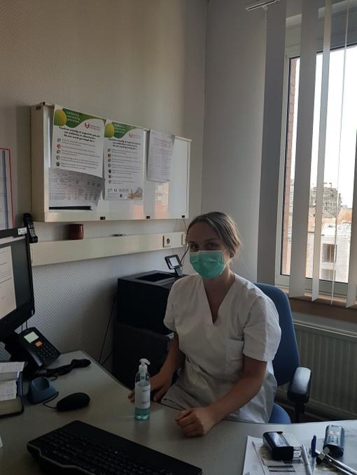 Lietuvė neurologė Laura Šinkūnaitė, dirbanti Briuselyje: buvo sunku patikėti, kaip viskas rimta