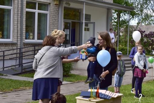 Penktus metus iš eilės sukvietė Voveriškių seniūnaitijoje gimusius vaikučius