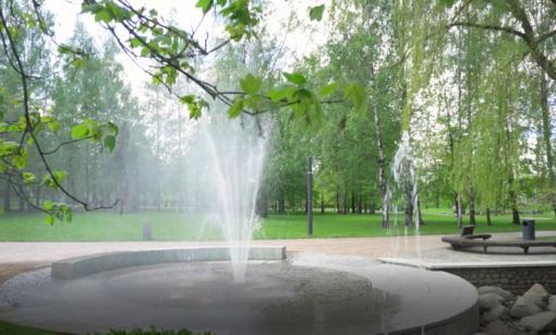 Tikrino vandens kokybę Marijampolės maudymosi vietose