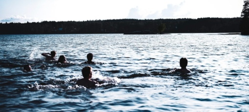 Vilniaus rajone ištirta maudyklų vandens kokybė