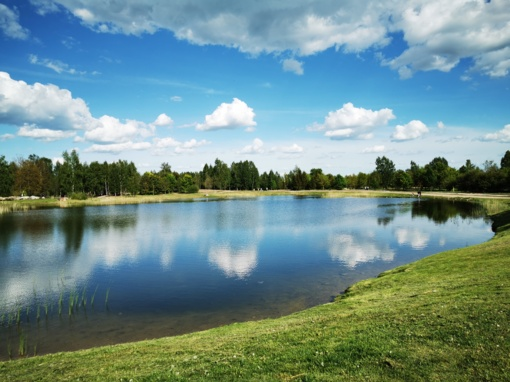 Kasdien gražėjantis Eibariškių parkas – radviliškiečių traukos centras