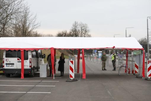 Lietuvoje patvirtinta 13 naujų koronaviruso atvejų