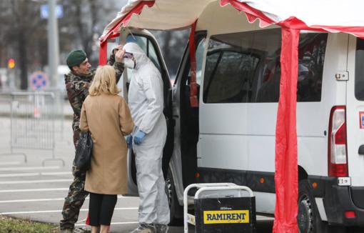Lietuvoje – 7 nauji koronaviruso atvejai