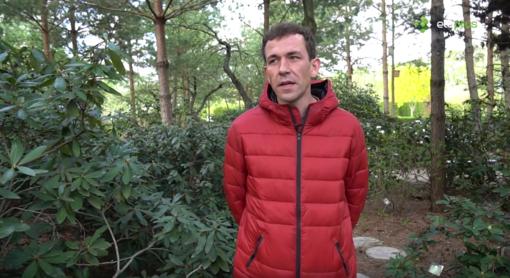 Lankome Šiaulių universiteto botanikos sodą: kuo jis unikalus? (vaizdo reportažas)