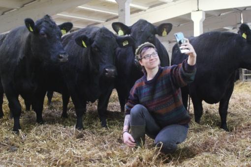 """Ūkininkaitė Rasa Rasimaitė: """"Kaimas man artimas – čia viskas pažįstama"""""""