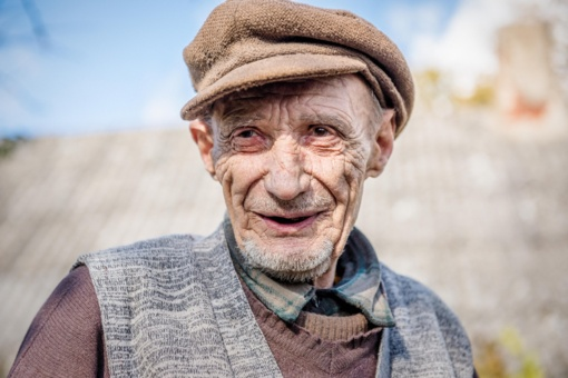 Per stebuklą likęs gyvas Simno senolis Antanas – apie netektimis paženklintą gyvenimą