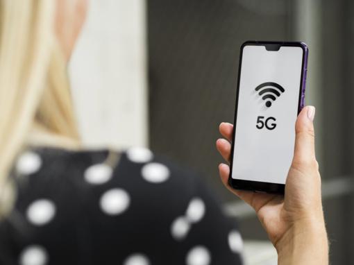 Vyriausybė patvirtino 5G ryšio plėtros gaires