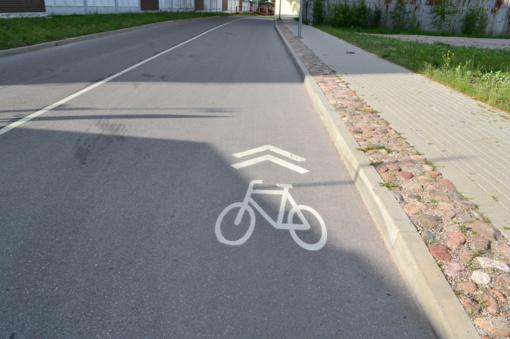 Sukūrus naują turizmo maršrutą, atsinaujins Veisiejų dviračių ir pėsčiųjų takas