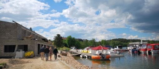 Irklavimo sostinė Trakai pradeda sezoną