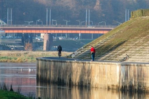 Nemuno krantinėje Kauno centre bus įrengiami atitvarai