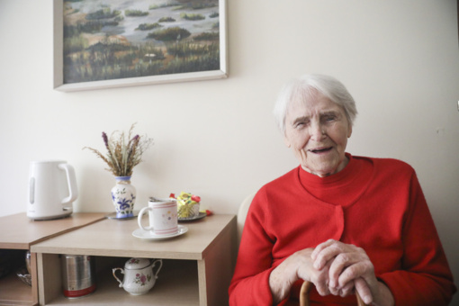 Seimo dėmesio sulauks seneliai