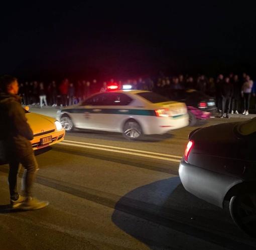Savivaldybė legalias automobilių lenktynes siūlo rengti Skiemonių seniūnijoje