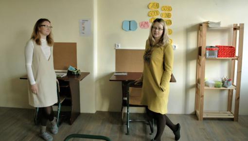 Mokykla, kurioje svarbiausia – kiekvieno vaiko vidinis pasaulis