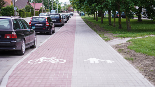 Siekiama užtikrinti patogų parkavimą Marijampolės miesto gatvėse
