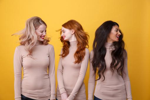 Ką išduoda moters plaukų spalva?
