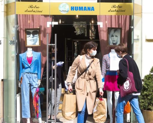 """Koronavirusas nustatytas """"Humanos"""" sandėlio darbuotojai"""