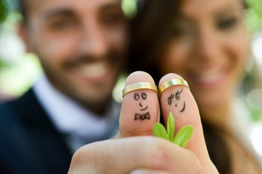 Vestuvių įpročiai  nesikeičia – rugpjūtis išlieka populiariausias  metas tuoktis