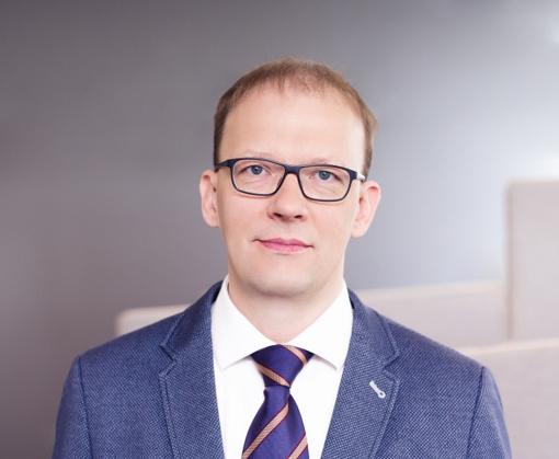 Lietuvos bankų asociacijos prezidentu laikinai paskirtas Aidas Budrys