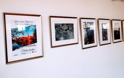 """Rūdiškių bibliotekoje – paroda """"Blykstė 2019"""""""
