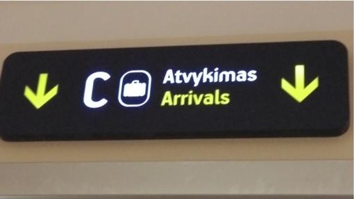 Oro uoste pasieniečiai sulaikė teisingumo vengusį vilnietį