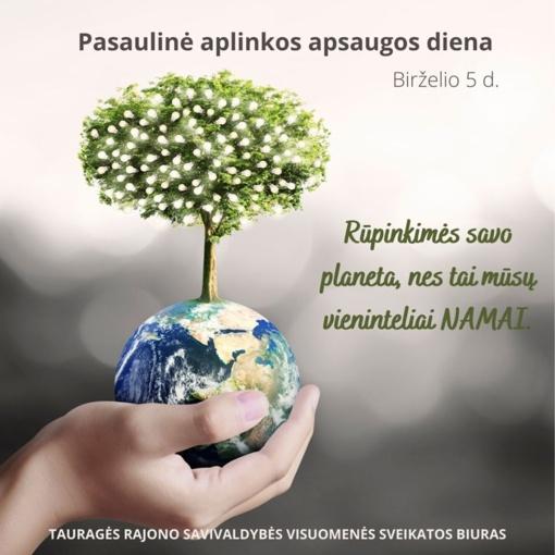 Kaip lengva prisidėti prie aplinkos sveikatos
