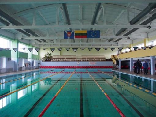 Mastaičių baseine bus organizuojamos vasaros plaukimo stovyklos