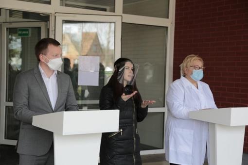 Marijampolės meras atšaukia iš pareigų ligoninės direktorę