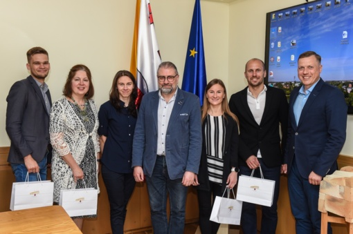 Panevėžys stiprins bendradarbiavimą su Nacionaline sportininkų asociacija