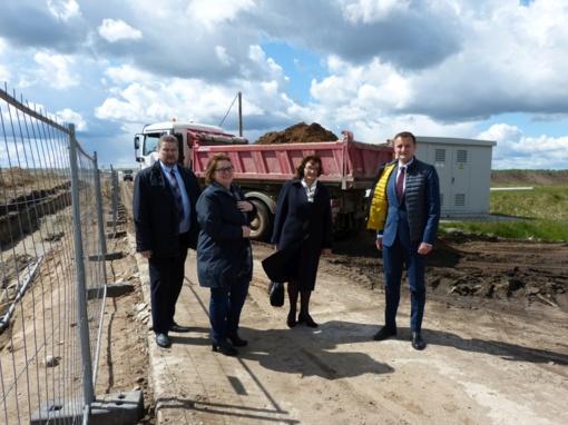 Svarbūs Šiaulių regiono projektai sulaukė didžiosios dalies – net 84 Seimo narių palaikymo