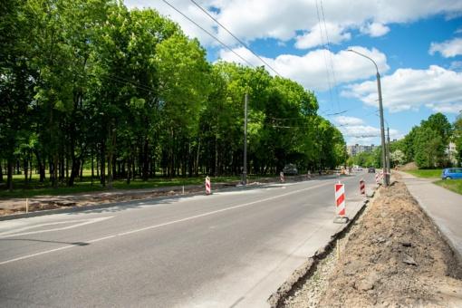 J. Narkevičius atšaukė finansavimą dviejų kelių Šalčininkų rajone remontui