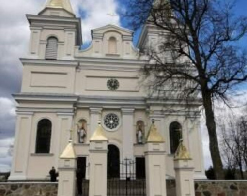Atšaukiamos Devintinės, Sutvirtinimo sakramento ir Pirmosios Komunijos šventės Širvintų parapijoje