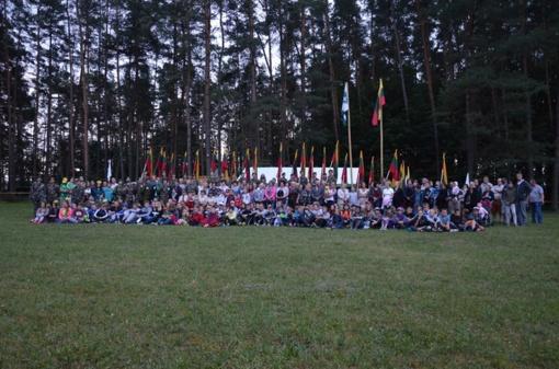 Vyžuonose – vaikų vasaros stovykla