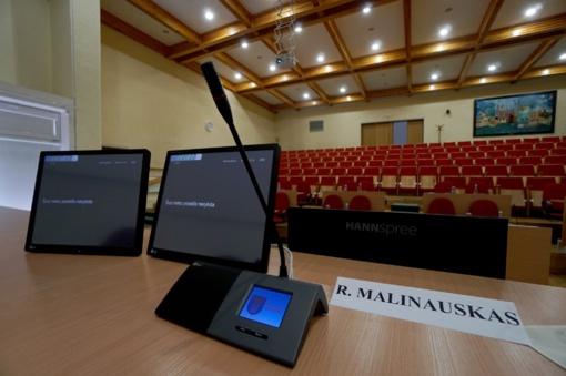 Kviečia tiesiogiai žiūrėti Druskininkų savivaldybės tarybos posėdį (vaizdo įrašas)