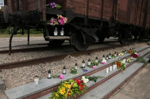 Gedulo ir vilties bei Okupacijos ir genocido dienos Zarasuose