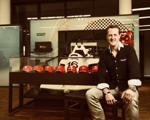 M. Schumacherio laukia sunki operacija