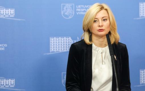 """""""Poreikio stiprinti iš užsienio parvykstančiųjų kontrolę nėra"""", – teigia R. Tamašunienė"""