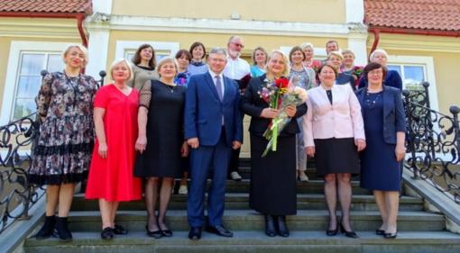 Metų kultūros darbuotoja Kelmėje paskelbta Nomeda Jokubauskienė