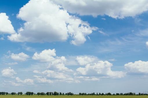 Orai: savaitgalis jau labiau primins lietuvišką vasarą
