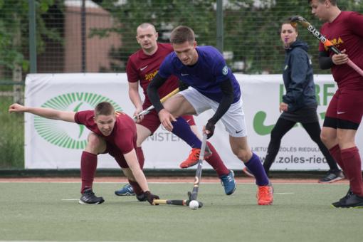 """Įspūdingas """"Baltic Champs-Ježvitas"""" komandos III rato varžybų finišas"""