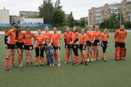 """Širvintų sporto centro merginos rungtyniaus finalinėse """"B"""" diviziono varžybose"""