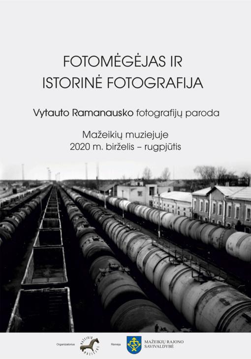 """Fotografijų paroda """"Fotomėgėjas ir istorinė fotografija"""""""