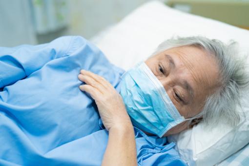 JAV užfiksuotas didžiausias per pustrečio mėnesio paros mirštamumas nuo COVID-19