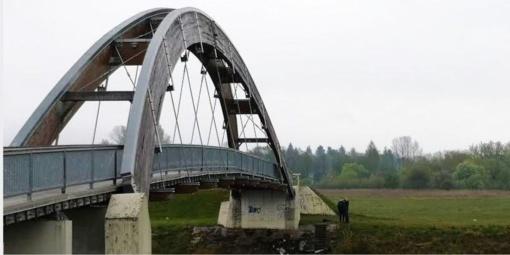 """""""Vaivorykštės"""" tilto padegėjai netrukus bus teisiami"""
