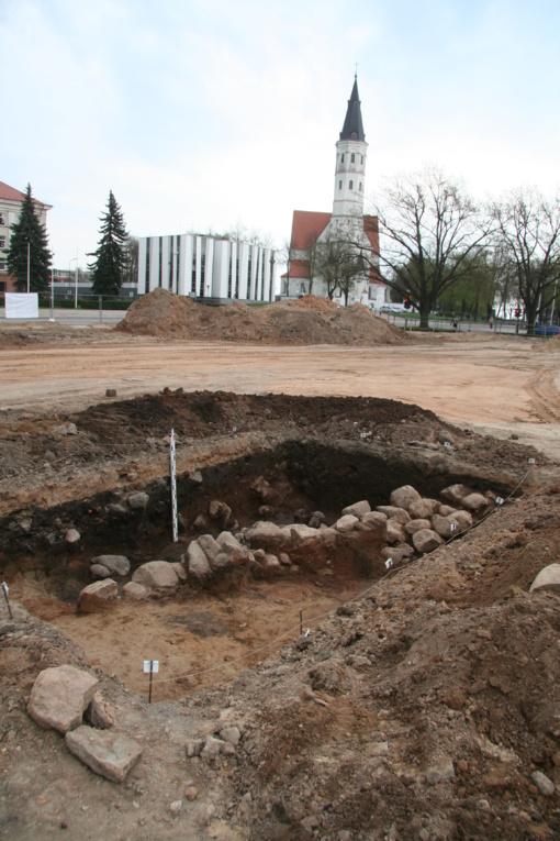 Europos archeologijos dienose – dėmesys Šiaulių Prisikėlimo aikštės istorijai