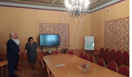 Biržiečiai sporto sale dalinsis su kaimynais latviais