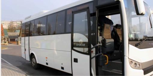 Užpultas autobuso Jonava–Kėdainiai vairuotojas