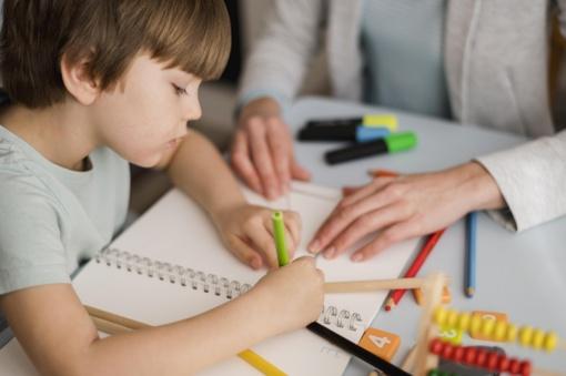 Šiais mokslo metais mokytis namuose prašymus pateikė 42 moksleiviai